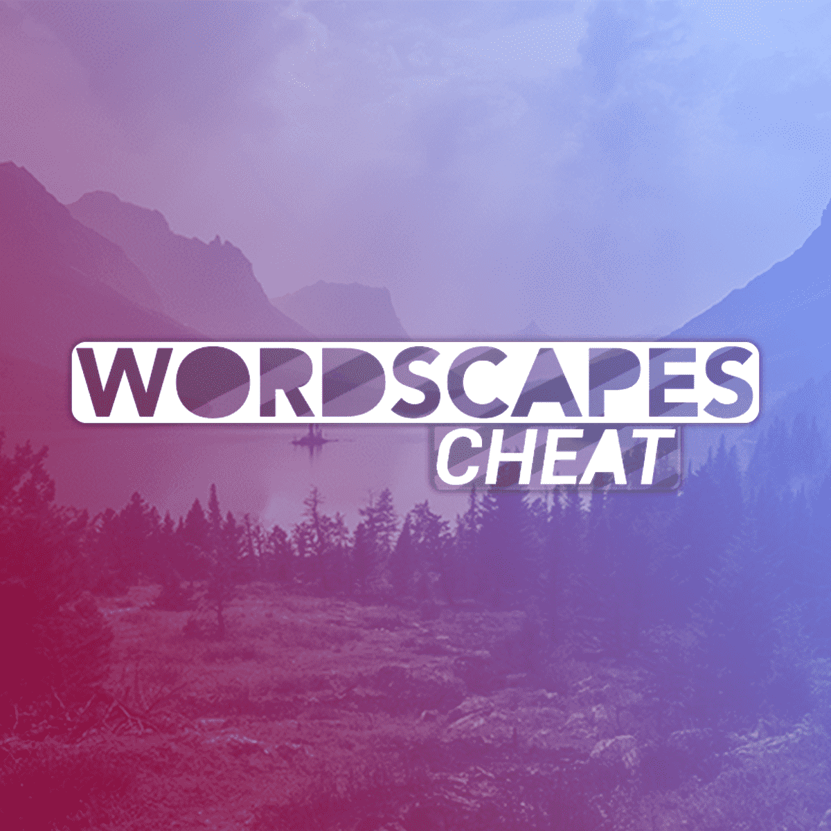Wordscapes Cheat and Answers